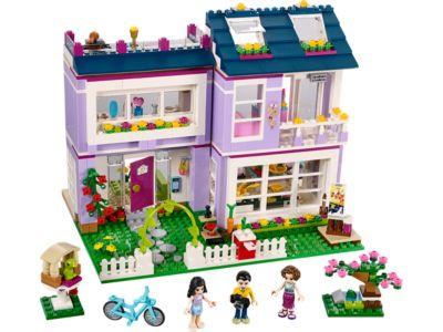 Emma's House - 41095 | Friends | LEGO Shop