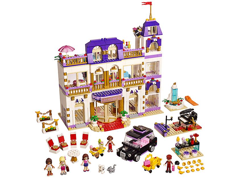 Lego Heartlake Grand Hotel