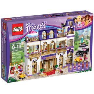 Heartlake Grand Hotel 41101 Friends Lego Shop