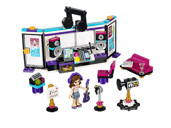 Explore product details and fan reviews for Pop Star Recording Studio 41103 from Friends. Buy today with The Official LEGO® Shop Guarantee.