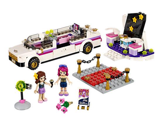 Pop Star Limo 41107 Friends Lego Shop