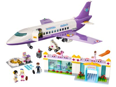 Heartlake Airport 41109 Friends Lego Shop