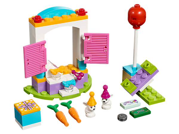 Explore product details and fan reviews for Party Gift Shop 41113 from Friends. Buy today with The Official LEGO® Shop Guarantee.