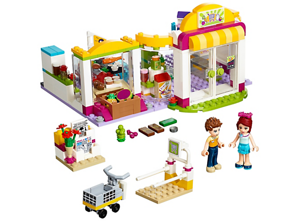 <p>Explore product details and fan reviews for Heartlake Supermarket 41118 from Friends. Buy today with The Official LEGO® Shop Guarantee.<br /></p>