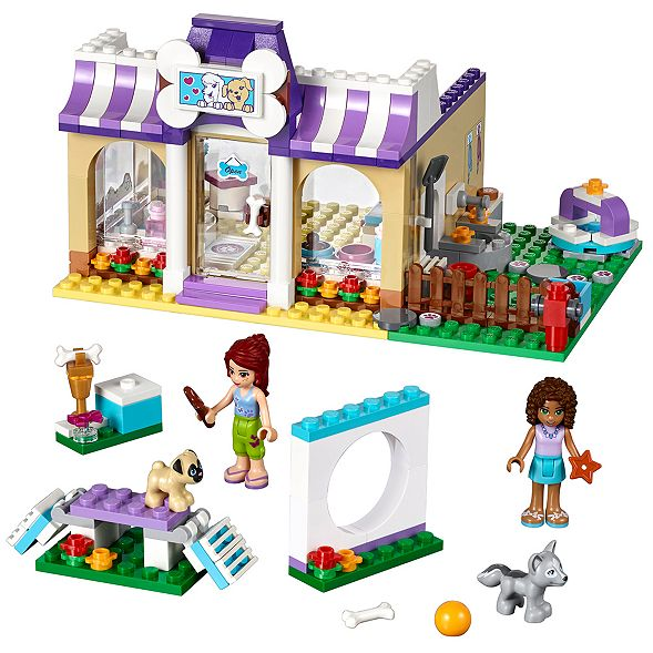 Heartlake Puppy Daycare 41124 Friends Lego Shop