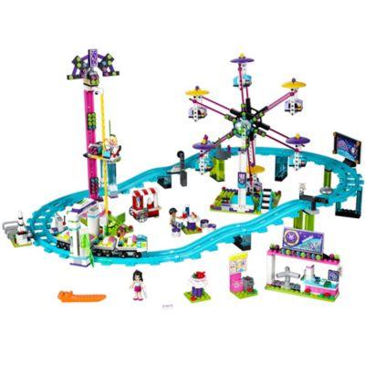 Amusement Park Roller Coaster - 41130   Friends   LEGO Shop