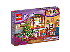 LEGO® Friends Adventskalender 2016