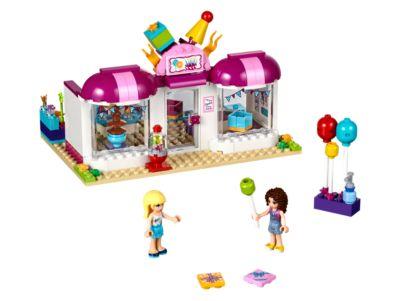 Imprezowy Sklepik W Heartlake 41132 Friends Lego Shop
