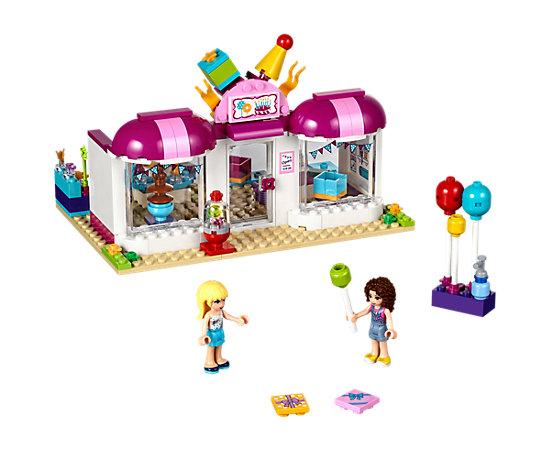 heartlake party shop 41132 friends lego shop. Black Bedroom Furniture Sets. Home Design Ideas