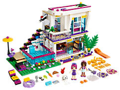 Livi's Pop Star House