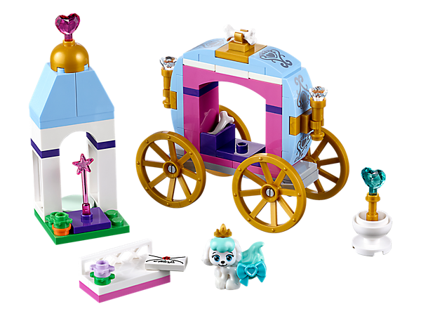 Explore product details and fan reviews for Pumpkin's Royal Carriage 41141 from Disney Princess. Buy today with The Official LEGO® Shop Guarantee.