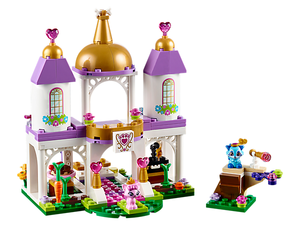 Explore product details and fan reviews for Palace Pets Royal Castle 41142 from Disney Princess. Buy today with The Official LEGO® Shop Guarantee.