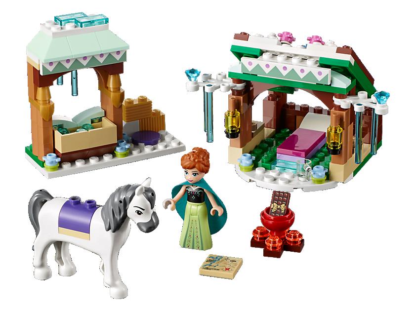 Lego Anna's Snow Adventure