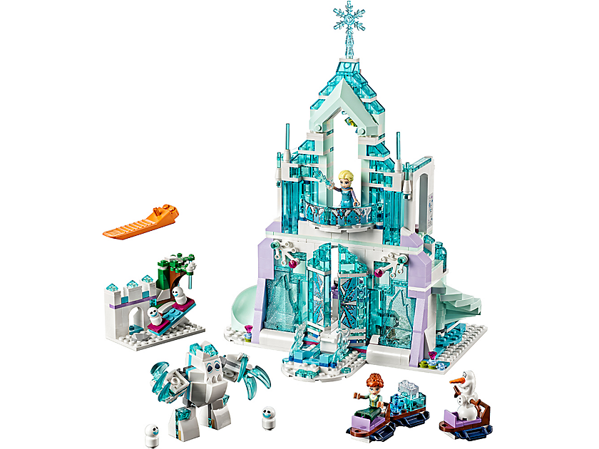 Lego Elsa's Magical Ice Palace