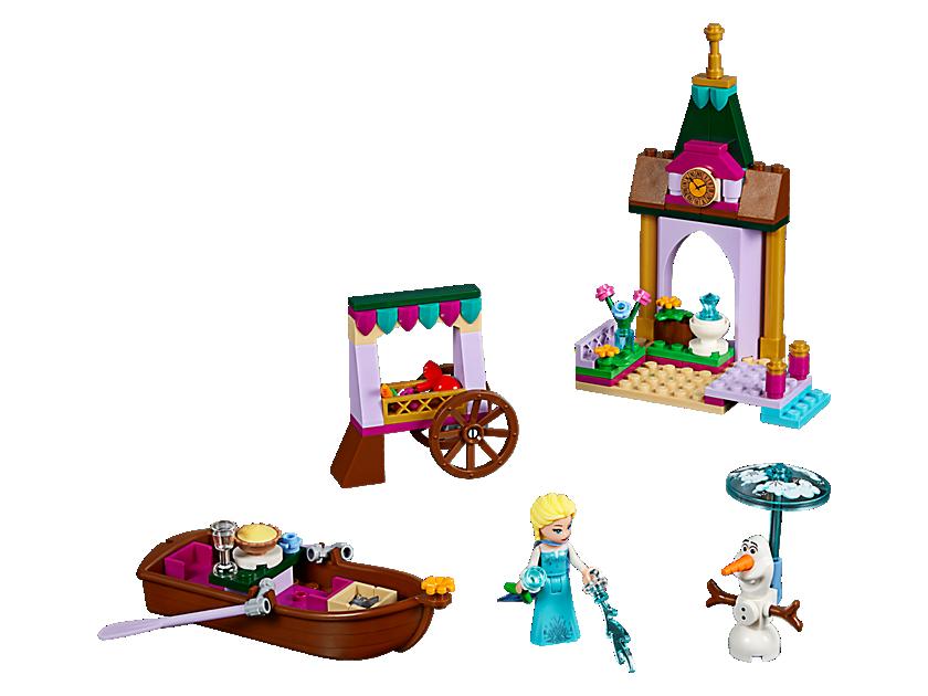 Elsas Abenteuer auf dem Markt