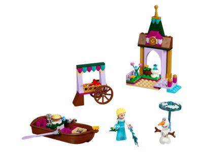 Les aventures d'Elsa au marché