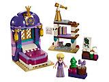 Rapunzel's Castle Bedroom