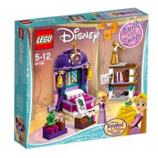Rapunzel's slaapkamer