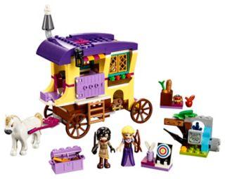 Rapunzels Reisekutsche