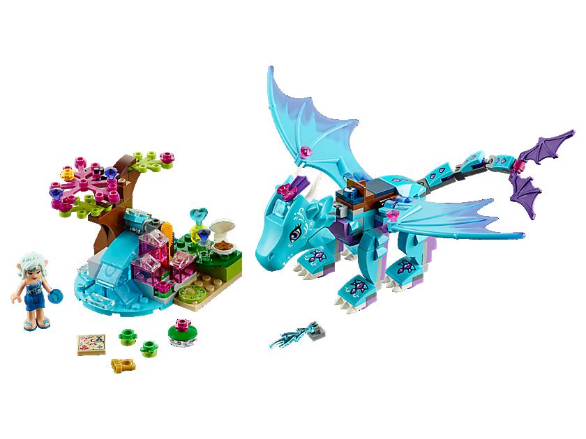 Lego The Water Dragon Adventure
