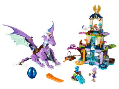 The Dragon Sanctuary - 41178 | Elves | LEGO Shop