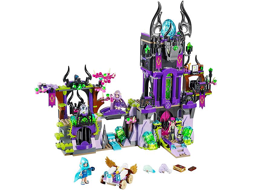 Le château des ombres de Ragana