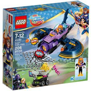 La poursuite en Batjet de Batgirl™