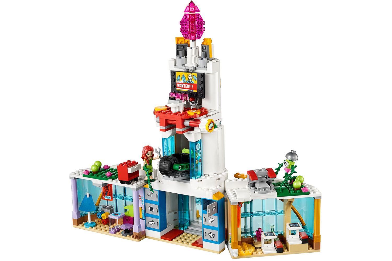 Super Hero High School 41232 Dc Super Hero Girls Lego Shop