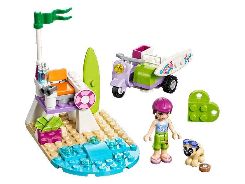 Lego Mia's Beach Scooter