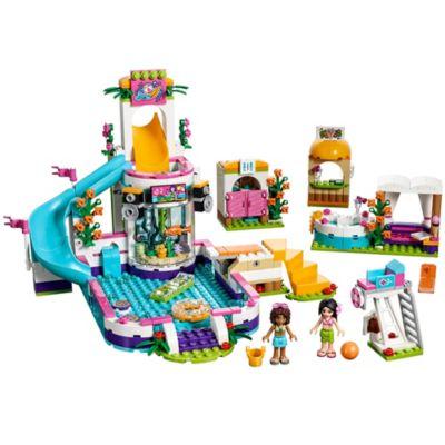 Heartlake Summer Pool 41313 Friends Lego Shop