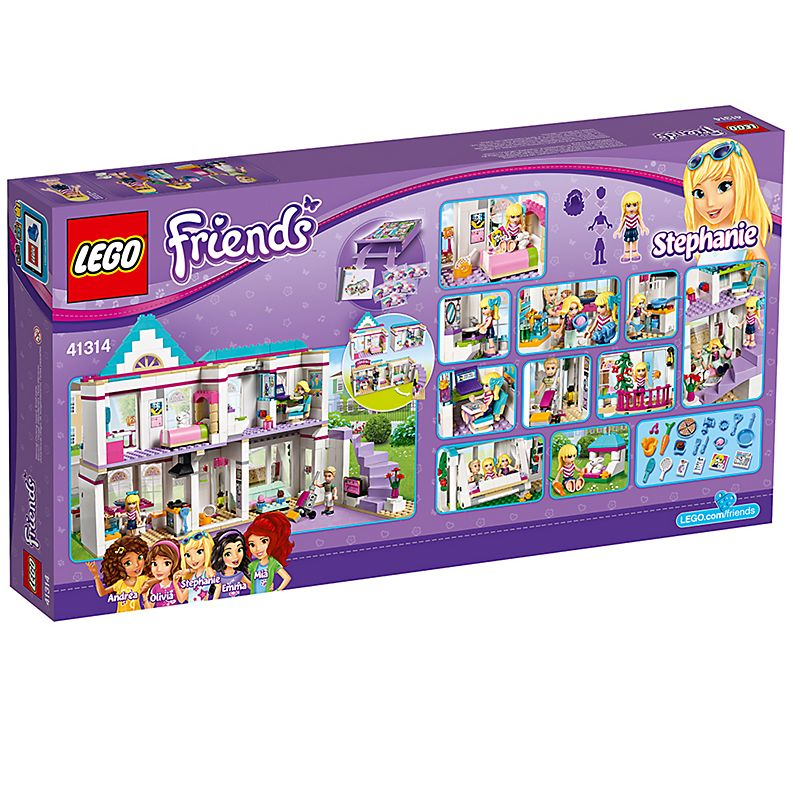 Dom Stephanie 41314 Friends Lego Shop