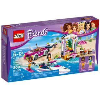 Andrea's Speedboat Transporter