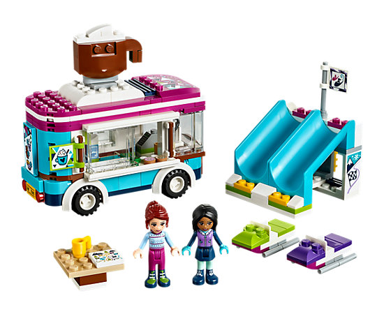 Snow Resort Hot Chocolate Van - 41319 | Friends | LEGO Shop