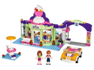 Heartlake Frozen Yogurt Shop - 41320 | Friends | LEGO Shop