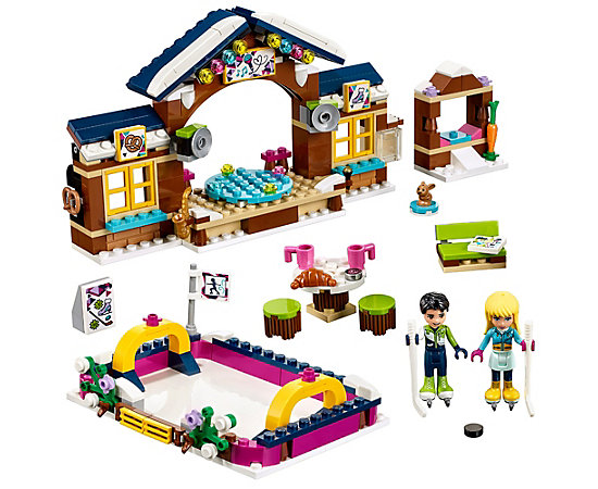 Lego Friends 41100 Heartlake Private Jet Instructions