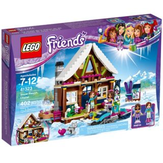 Snow Resort Chalet 41323 Friends Lego Shop
