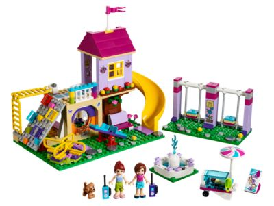 Fabriksnye Heartlake City Playground 41325   Friends   Buy online at the HL-78