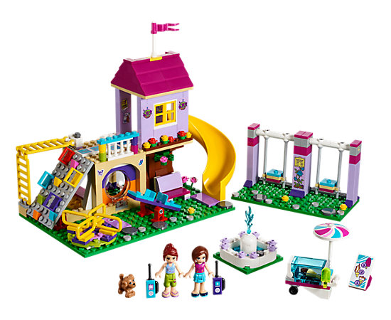 heartlake city playground 41325 friends lego shop. Black Bedroom Furniture Sets. Home Design Ideas