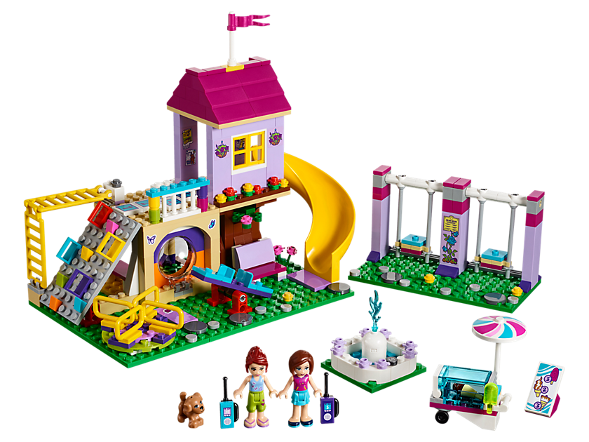 Lego Heartlake City Playground