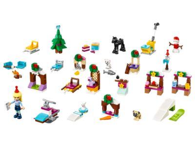 LEGO® Friends Advent Calendar - 41326   Friends   LEGO Shop