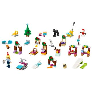 LEGO® Friends Julekalender