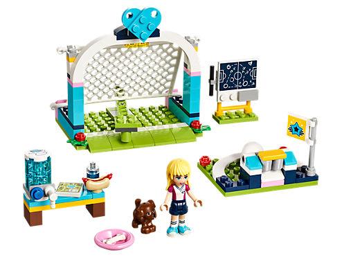 Stephanies Soccer Practice 41330 Friends Lego Shop