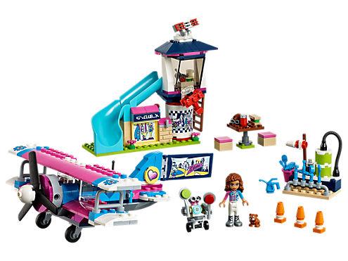 Heartlake City Airplane Tour 41343 Friends Lego Shop