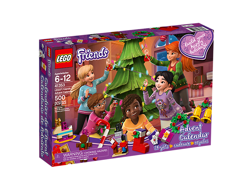 LEGO Friends Advent Calendar
