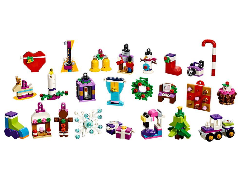 Calendrier De L Avent Lego City 2020.Lego Friends Advent Calendar