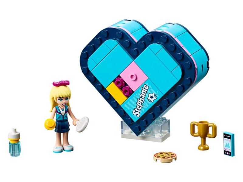 Lego Friends-41357 Scatola del cuore di olivia
