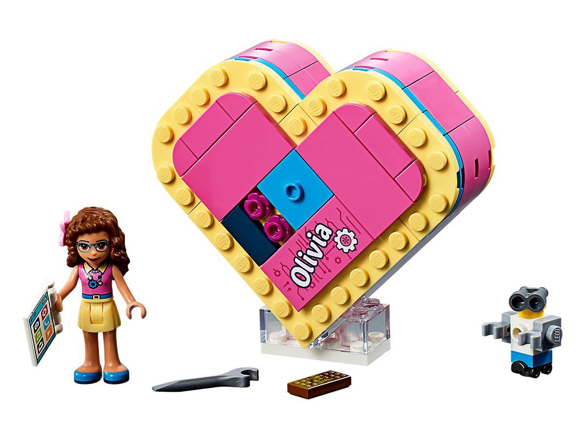 Lego Friends Pokoj Oliwii