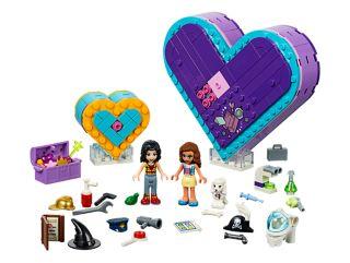 Herzbox-Freundschaftsset