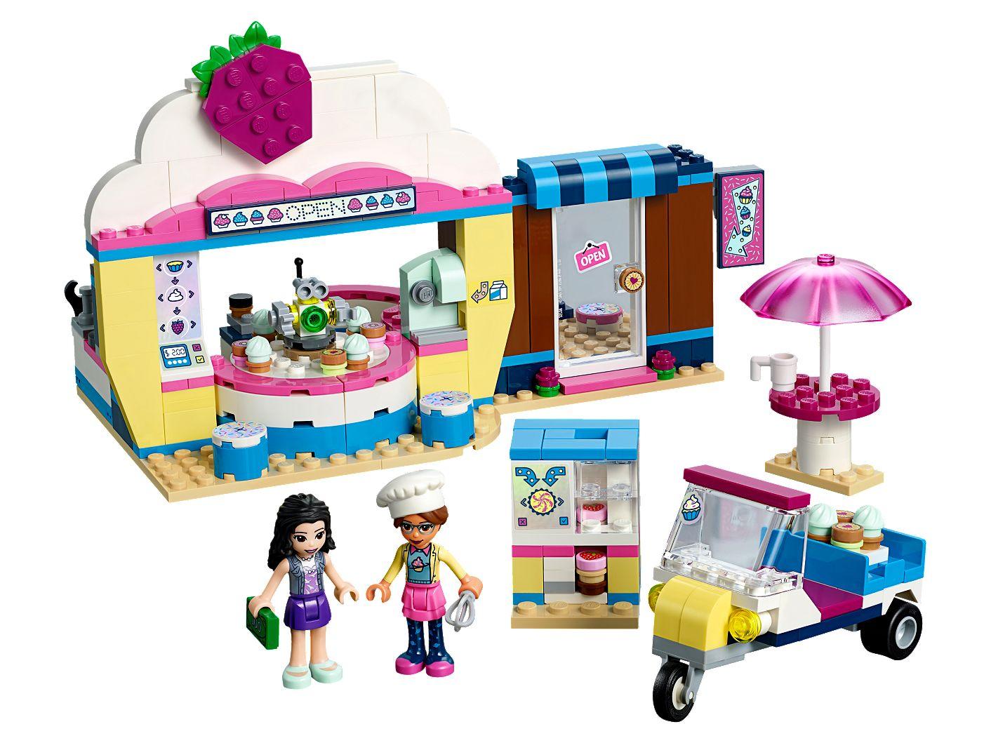 günstig kaufen Lego Friends Olivias Cupcake-Café 41366