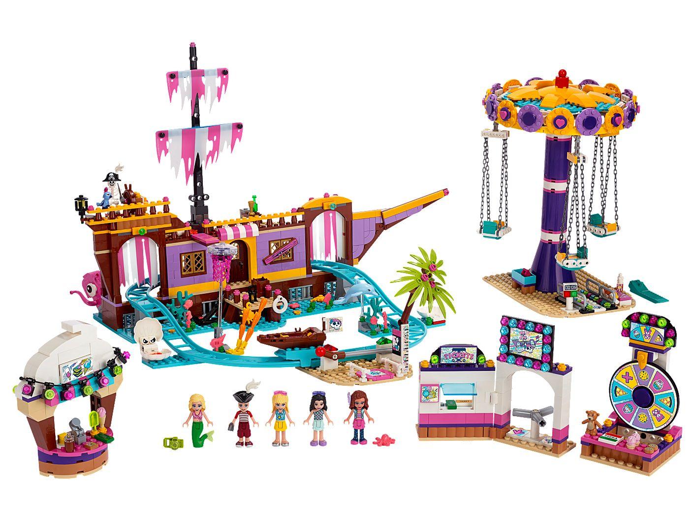 Heartlake City Amusement Pier 41375   Friends   Buy online ...